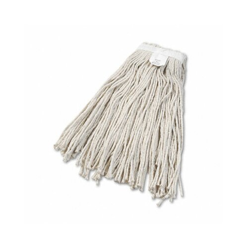 Unisan Cut-End Wet Mop Head, Cotton, #24 Size