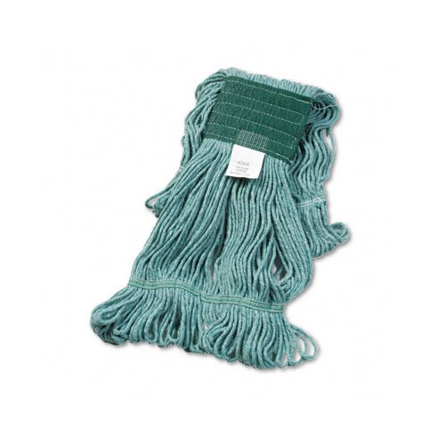 Unisan Super Loop Wet Mop Head, Cotton/Synthetic, Medium Size