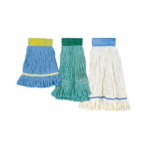Unisan Unisan - Super Loop Mop Heads C-Lg Super Loop Blue Yarn: 871-503Bl - c-lg super loop blue yarn
