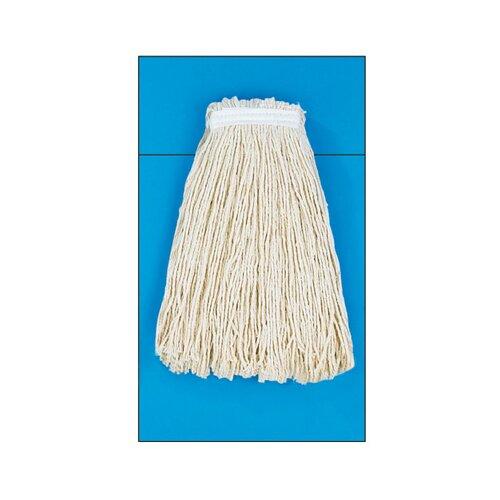 Unisan 24 oz Cut-End Mop Head in White