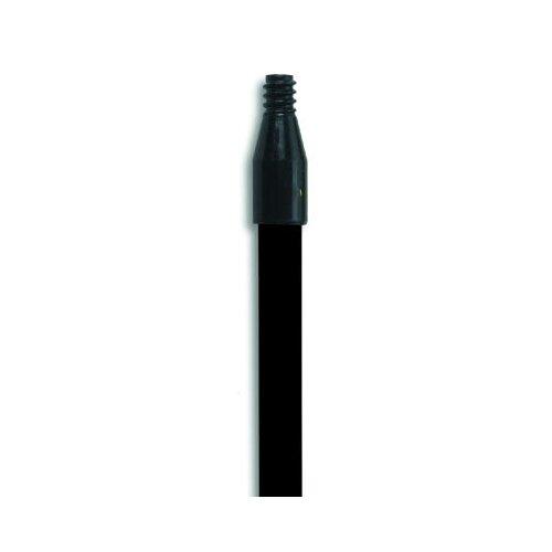 Unisan Fiberglass Broom Handle in Black
