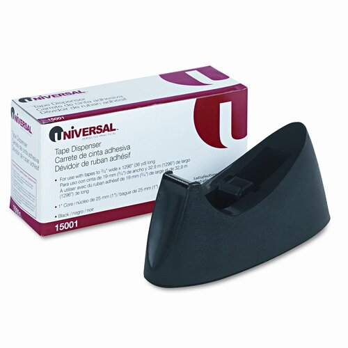 Universal® Desktop Tape Dispenser