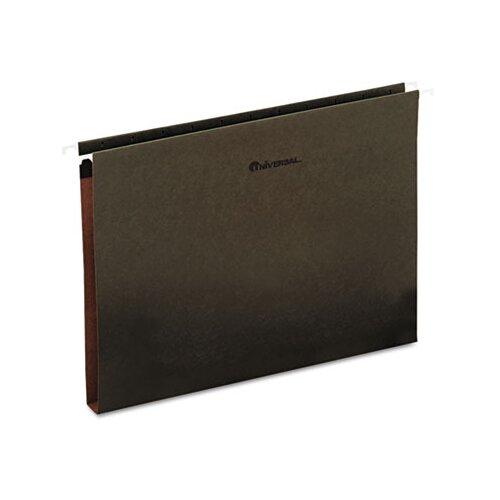 Universal® One Inch Box Bottom Hanging Folder, 25/Box