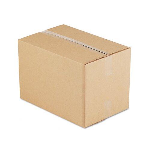 "Universal® Corrugated Kraft Fixed-Depth Shipping Carton, 25/Bundle (31"" H x 25"" W x 9"" D)"
