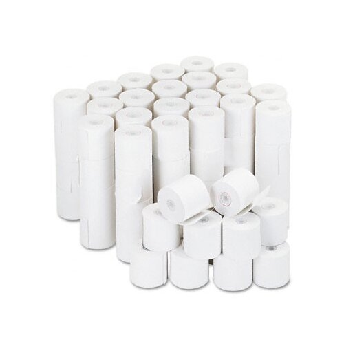 Universal® Adding Machine/Calculator Roll, 100/Carton