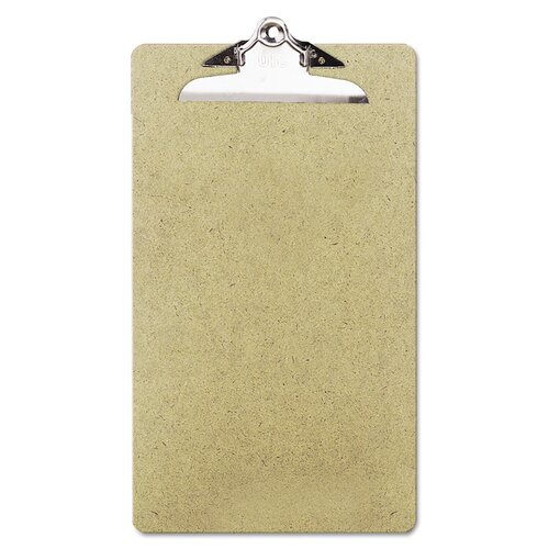 Universal® Recycled Clipboardn, 3/Pack