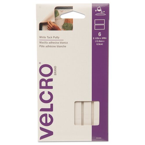 VELCRO USA Inc Sticky Fix Tak (Pack of 6)