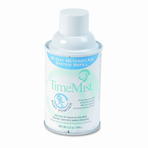 WATERBURY COMPANIES Timemist Metered Fragrance Dispenser Refill - 5.3-oz.