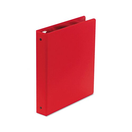 "Wilson Jones Basic Round Ring Binder, 1-1/2"" Capacity"