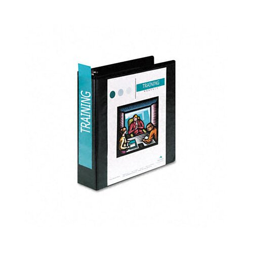Wilson Jones D-Ring Vinyl View Binder, 2in Capacity