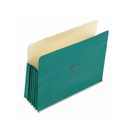 "Wilson Jones Colorlife 5 1/4"" Expansion Pocket, Straight Tab, Letter, 10/Box"