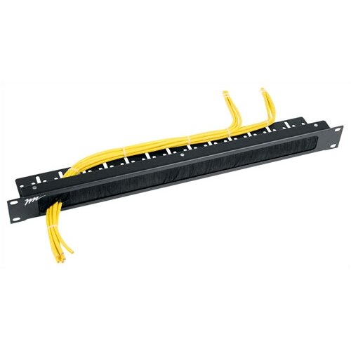 Middle Atlantic SCRK/SCQRK Series Cable Management Brush Grommel Panel