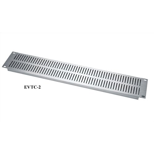 Middle Atlantic Vertical Slotted Econo Blank Vent Panel