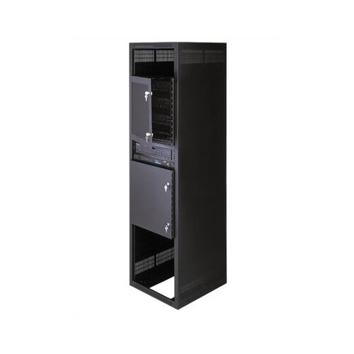 Middle Atlantic Security Door for Rackmount, Plexiglass