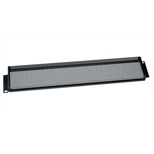 Middle Atlantic Security Cover for Rackmount, Perforated Steel