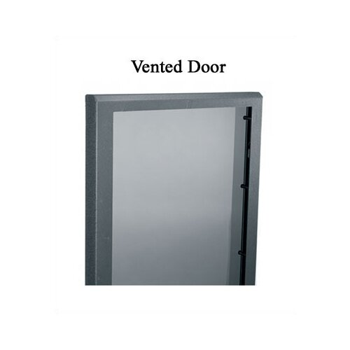 Middle Atlantic MRK Series Regular Perforated Vented Front Door