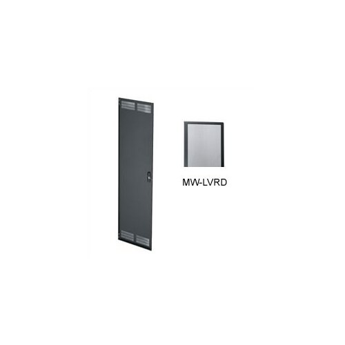 Middle Atlantic VRK Series Large Perforated Full Vented Door