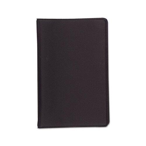"Mead Loose-Leaf 6-Ring Memo Book, 1/2"", 80, 6 3/4 X 3 3/4"