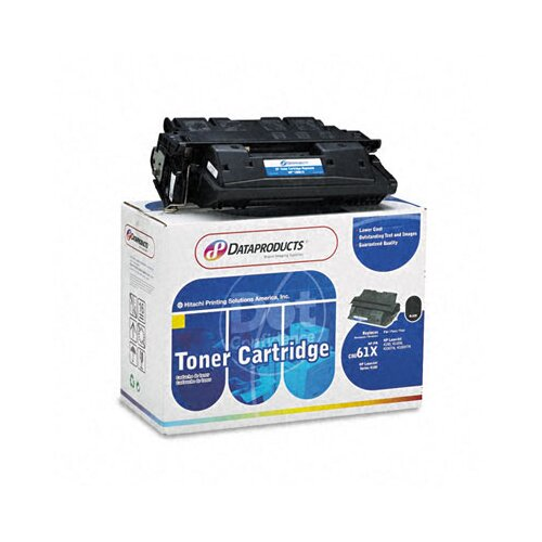 Dataproducts 57860 (C8061X) Remanuf Toner Cartridge, Non-Chip Version, Black