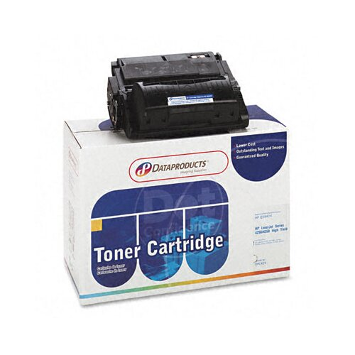 Dataproducts DPC42XP (Q5942X) Remanufactured Toner Cartridge, High-Yield, Black