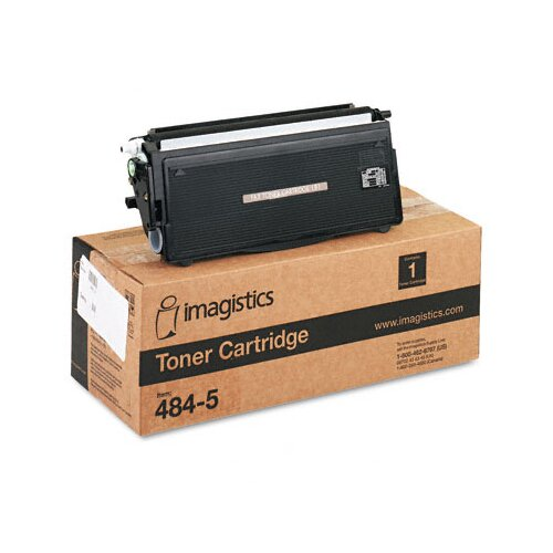 Pitney Bowes 484-5 Remanufactured Toner, 6500 Page-Yield