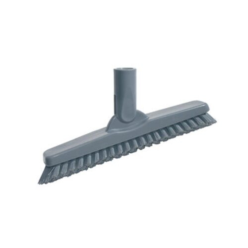 Unger SmartColor Swivel Corner Brush in Gray Handle