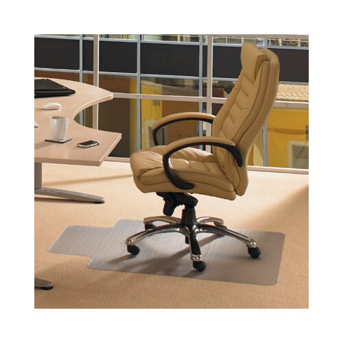 Floortex Cleartex Advantagemat Medium Pile Chair Mat