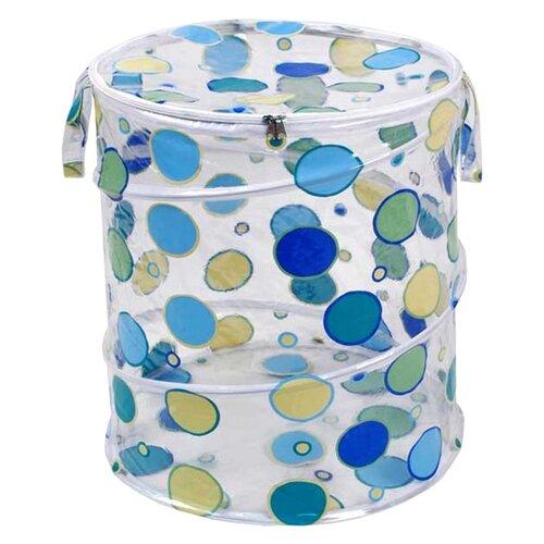 Redmon for Kids The Original Bongo Bag Dots Pop Up Hamper