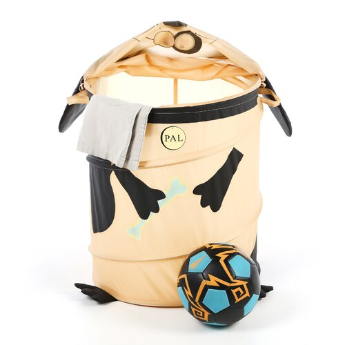 Redmon for Kids The Original Bongo Bag Dog Pop Up Hamper