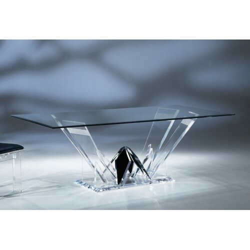 Shahrooz Diamond Cut Dining Table Base