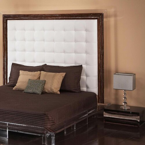 Contempo Acrylic Platform 3 Piece Bedroom Collection