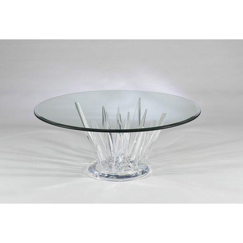 Round Acrylic Table Wayfair