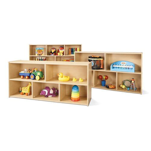 Young Time 3 Shelf Storage Unit
