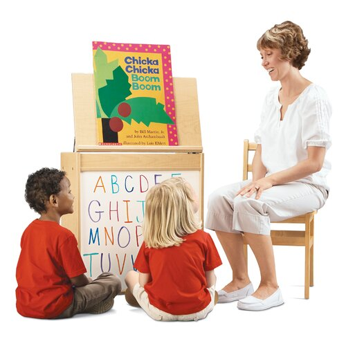 Young Time Big Easel Book Display