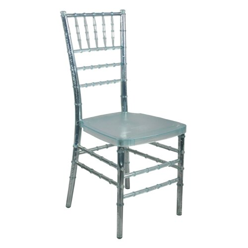 Advanced Seating Ice Chiavari Outdoor Bar Chair