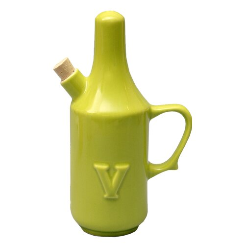 Wade Ceramics Dignity Vinegar Cruet in Green