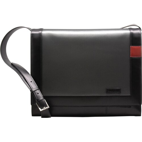 Aaron Irvin Microfiber Nylon Business Cases Messenger Bag