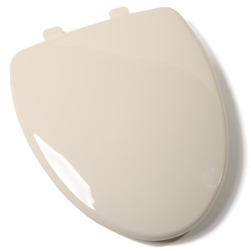 EZ Close Premium Plastic Elongated Toilet Seat