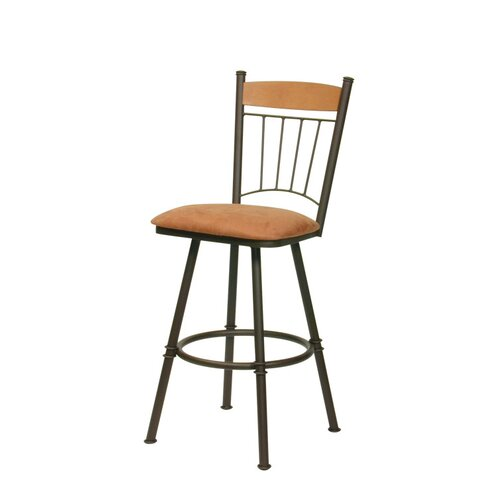 Allan Swivel Bar Stool