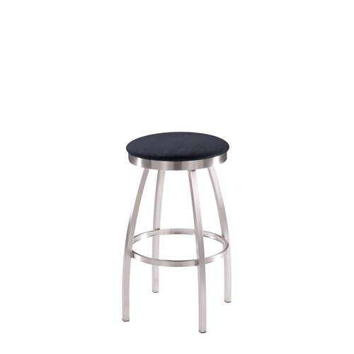 Trica Max Swivel Bar Stool with Cushion