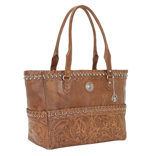 Carry on Tote Harvest Moon Handbag
