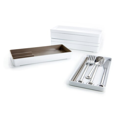Royal VKB iD Cutlery 4 Piece Flatware Set by Richard Hutten