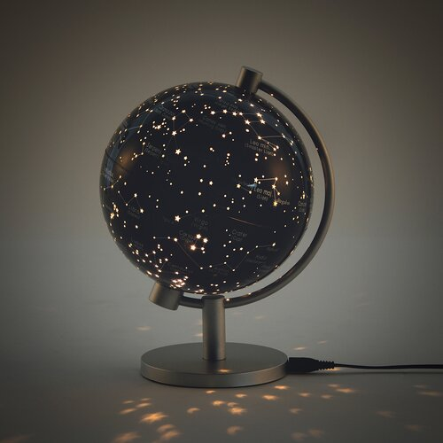 "Stellanova Globes 5"" Illuminated Stars and Constellations Globe"