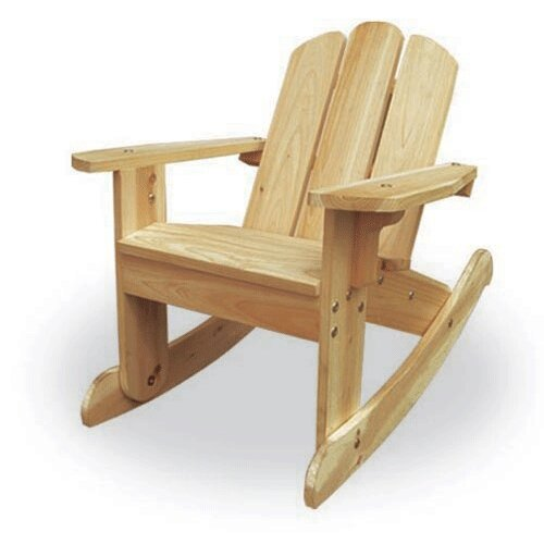 Lohasrus Kid's  Rocking Chair