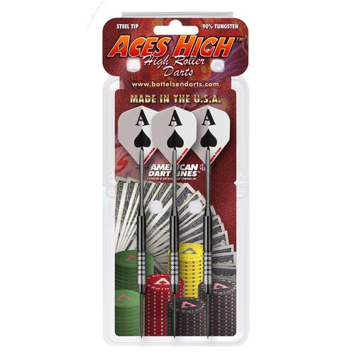 Bottelsen Darts 18 grams Aces High Soft Tip Dart