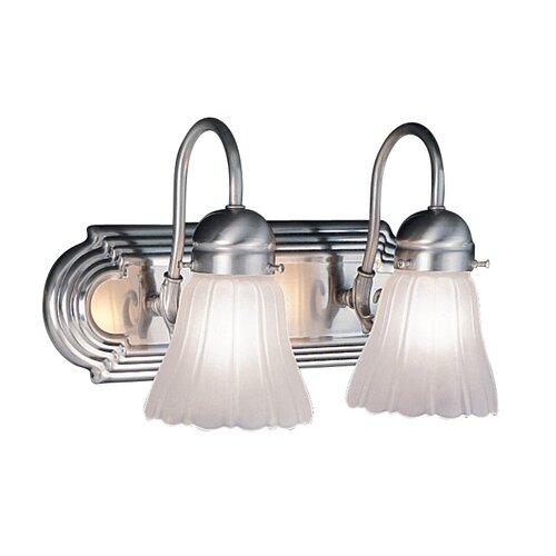 Livex Lighting Belmont 2 Light Bath Vanity Light