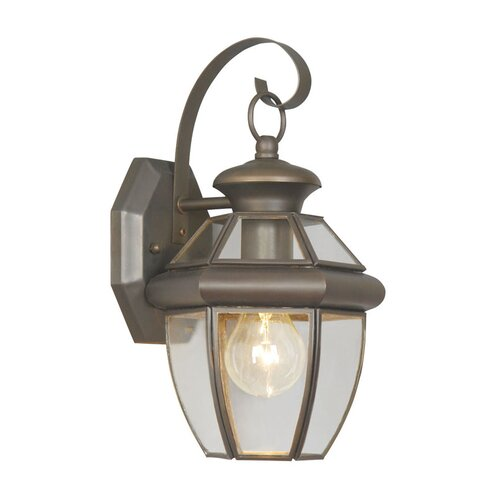 Livex Lighting Monterey Outdoor Wall Lantern