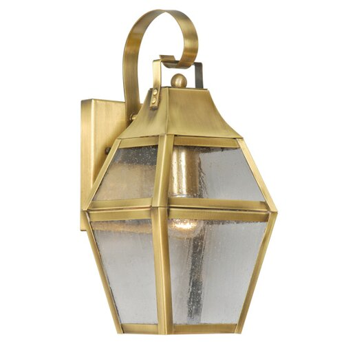 Livex Lighting Augusta Outdoor Wall Lantern
