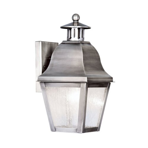 Livex Lighting Amwell Outdoor Wall Lantern