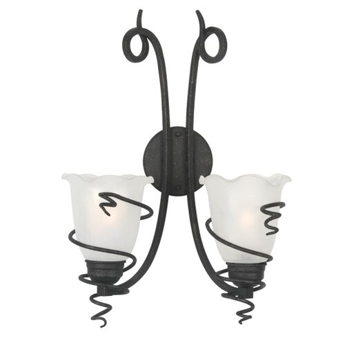 Livex Lighting Empire 2 Light Vanity Light